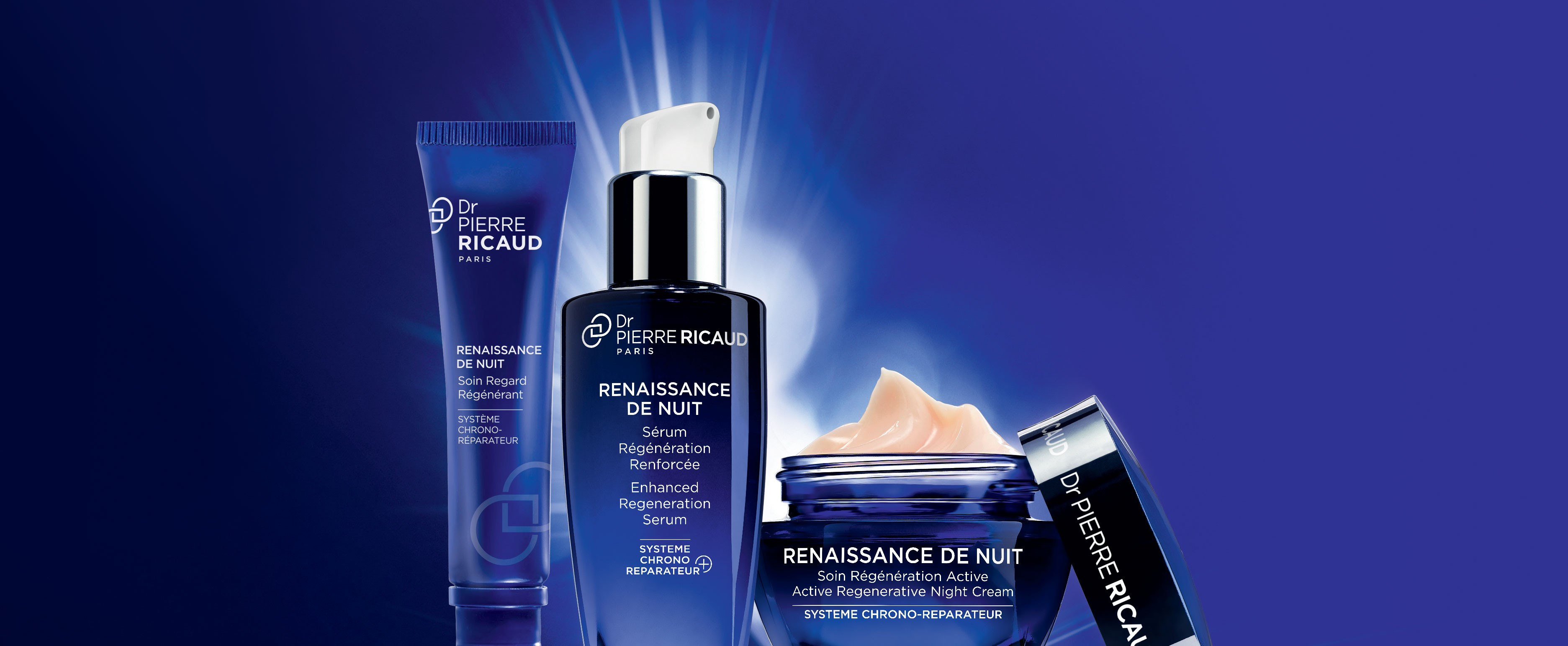 Product Launch <b>RENAISSANCE DE NUIT</b>